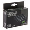 Фото Конструктор Light Stax Junior с LED подсветкой USB Smart Base M03000 (LS-M03000)